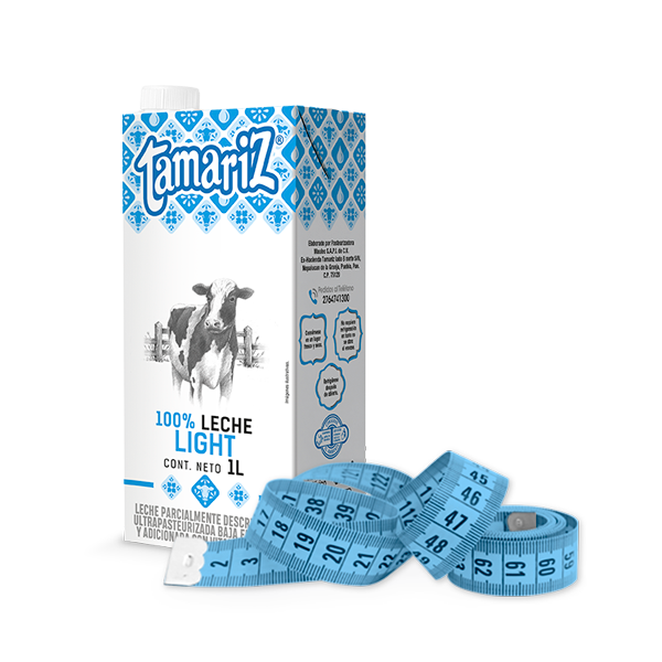 Leche Tamariz Light
